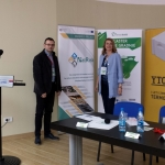 Promotion of NatRisk project at the Fourth conference Green building